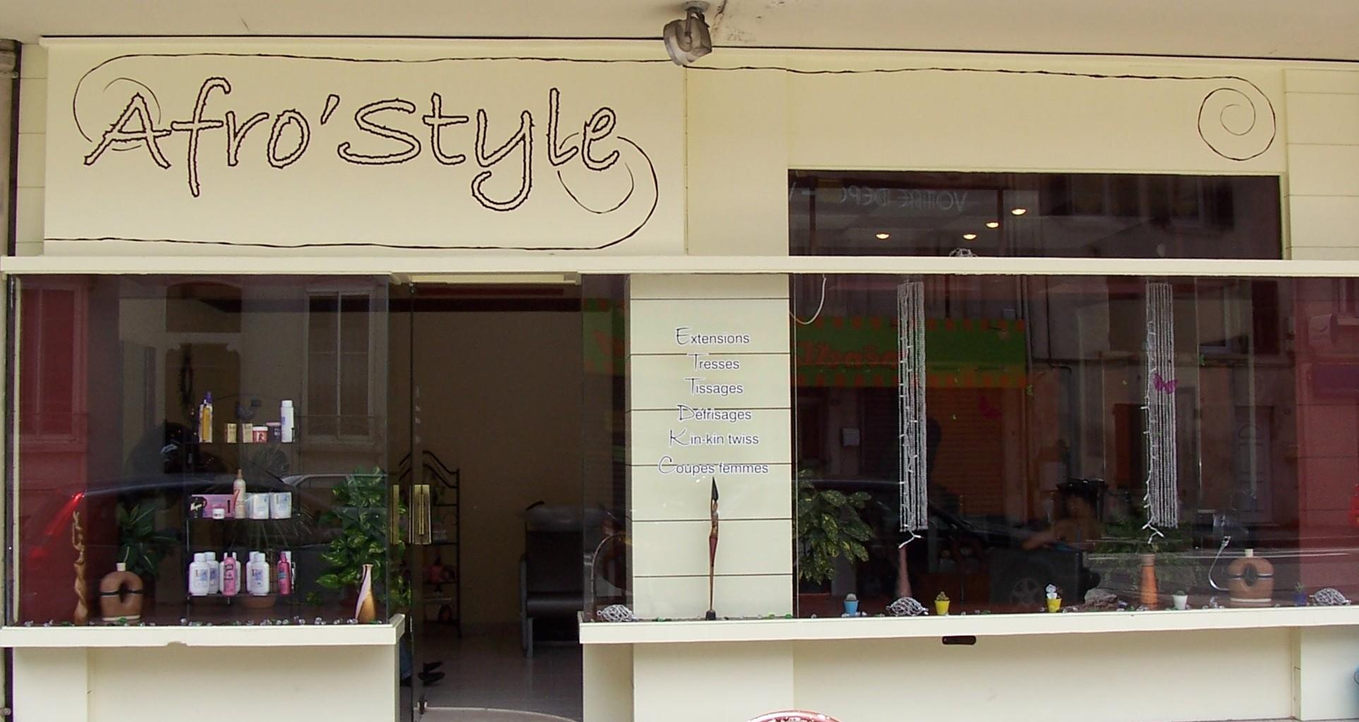 Salon De Coiffure Afro   jemecoiff.com
